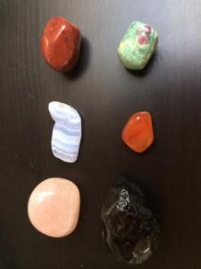 Krystaller til krystaleliksir