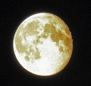 Fuldmåne øvelse